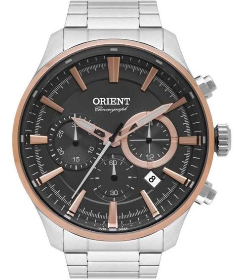 Relógio Orient Masculino Original Garantia Nota Mtssc013g1sx