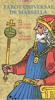 Tarot Universal De Marsella Libro + Cartas