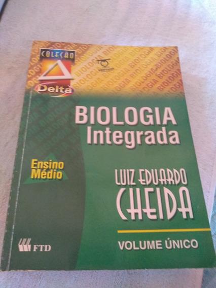 Coleção Delta Biologia Integrada Ensino Médio Volume Único