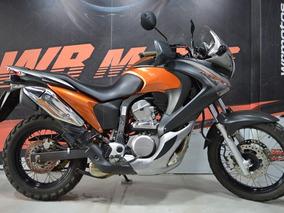 Honda - Transalp 700 - 2014
