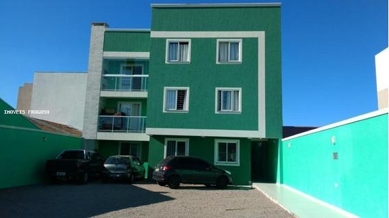 Apartamento Sem Condomínio Para Venda Em São José Dos Pinhais, Jardim Independencia, 2 Dormitórios, 1 Banheiro, 1 Vaga - 40.313