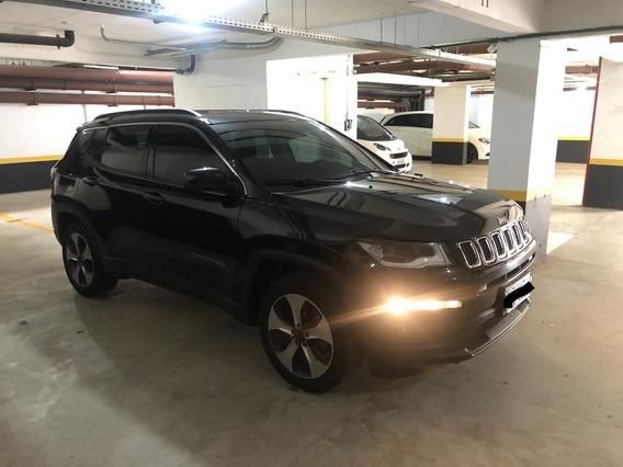 Jeep Compass 2017 2.0 Longitude Flex Aut. 5p