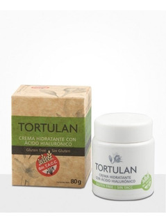 Tortulan Crema Hid. C/ Acido Hialuronico Sin Tacc X 80gr