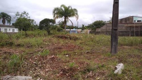 Terreno No Jardim Palmeiras, Em Itanhaém,ref. 5223 M H