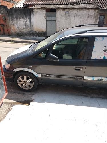 Chevrolet Zafira 2005 2.0 Elegance Flex Power 5p