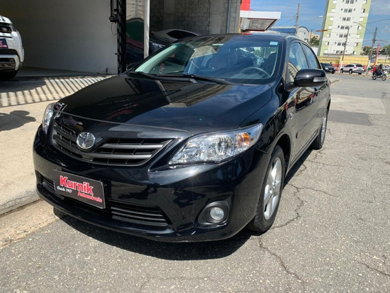 Toyota Corolla Xei 2.0 Flex Automático 2014 (12300 Km)