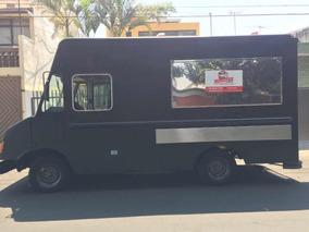 Chevrolet Vanette Food Truck Vanette Nuevo 6 Cil Circula Dia