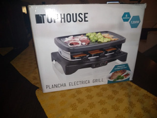 Parrilla Electrica Top House