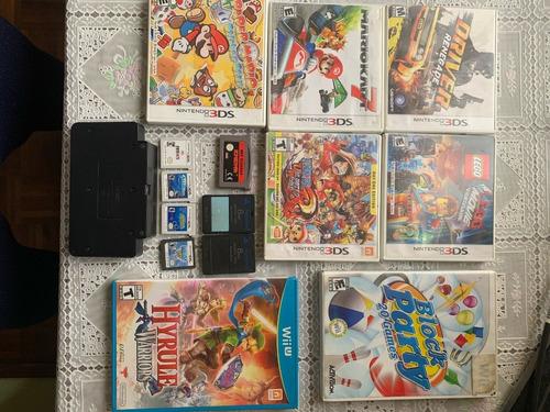 Venta De Juegos De 3ds, Wii, Wii U, Ps4 & Xbox One Gxa