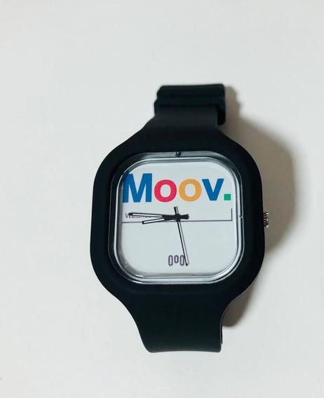 Relógio Adulto Infantil Gooogle Pulseira Silicone