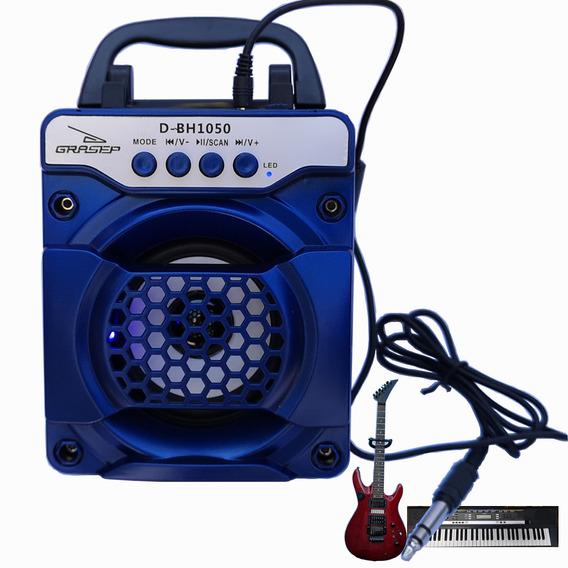 Mini Amplificador Teclado Estudo