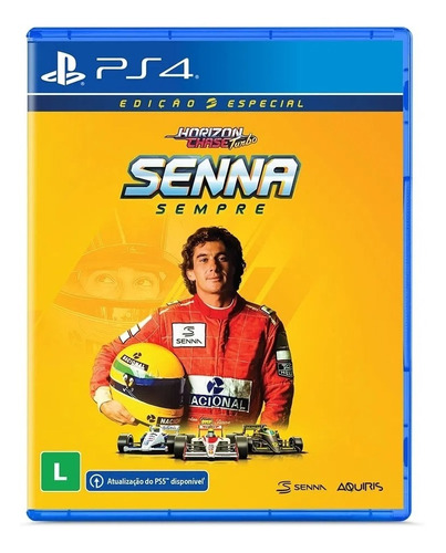 Imagem 1 de 3 de Horizon Chase Turbo Senna Sempre - Ps4