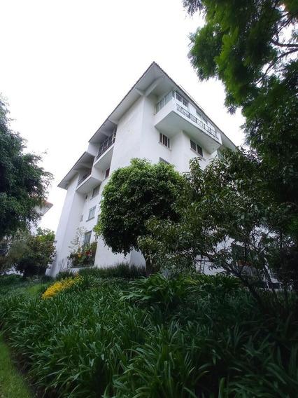 Departamento En Renta En El Fortín Chimalistac