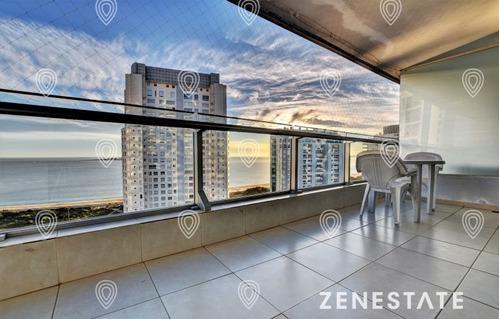 Venta De Apartamento De 2 Dormitorios En Playa Mansa