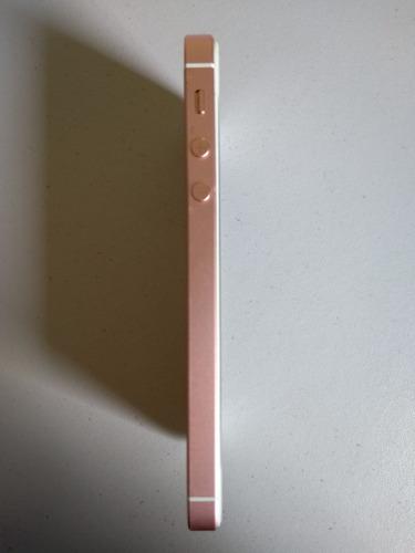 Imagem 1 de 5 de iPhone SE Rosa 16 Gb