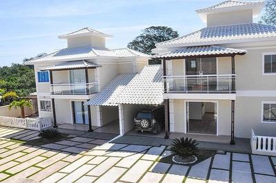 Casa Em Itaúna, Saquarema/rj De 121m² 3 Quartos À Venda Por R$ 435.000,00 - Ca249662