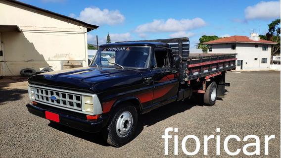 Ford F-350 1972/72 Carroceria Madeira