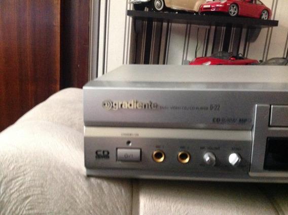 Dvd Player Gradiente D22
