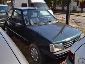 Peugeot 205 1.4 Xs 1996 3 Puertas 60257836