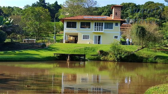 Sítio Com Lago Em Nazaré Paulista (jr)