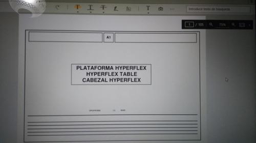 Manual Repuestos Despiece Plataforma Cosechadora Agco