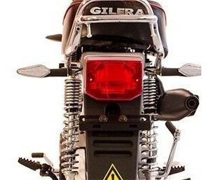 Gilera Vc 70cc - Motozuni Pilar