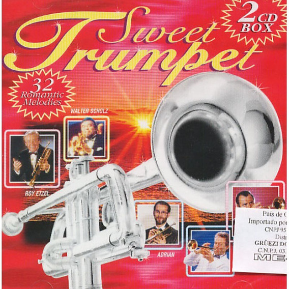 Sweet Trumpet - 32 Romantic Melodies