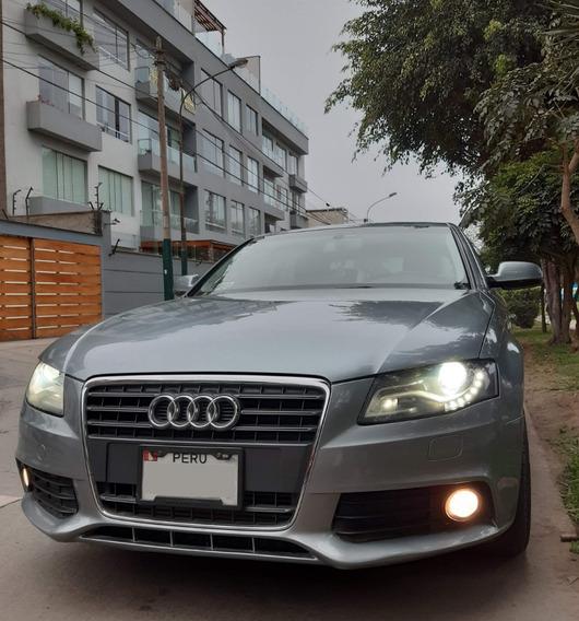 Audi A4 Multitronic Gris 4 Puertas
