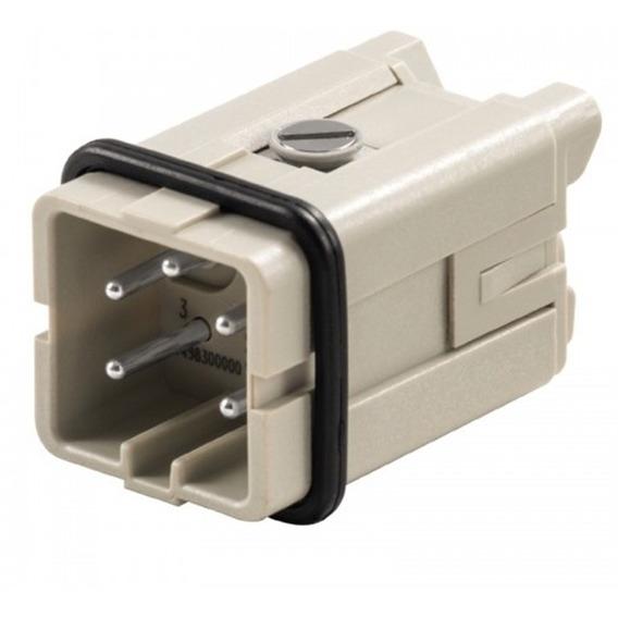 Conectores Weldmuller Linea Rockstar Completa Modelo Hdc