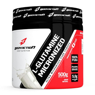 L-glutamina (500g) Body Action