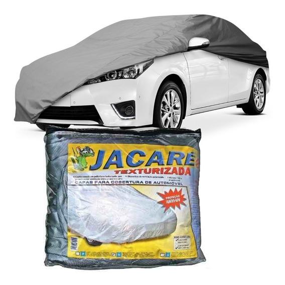 Capa P/ Cobrir Carro Original Jacaré Forrada Impermeável Pmg
