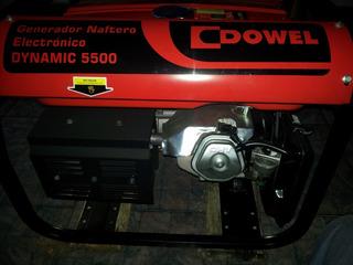 Grupo Electrógeno - Generador Eléctrico Dowel 5500
