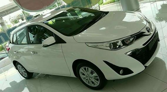 Toyota Yaris Xl 1.3 16v Flex Aut.cvt Hatch Completo 0km2019