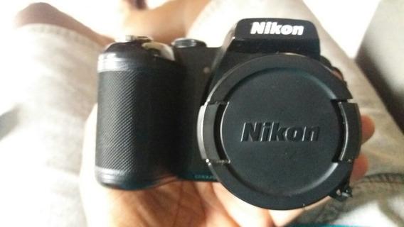 Câmera Fotográfica E Filmadora Semi Profissional