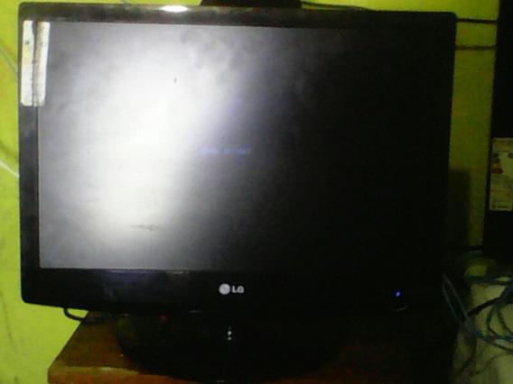 Tv Lg Usada Modelo Lg 22lg30r