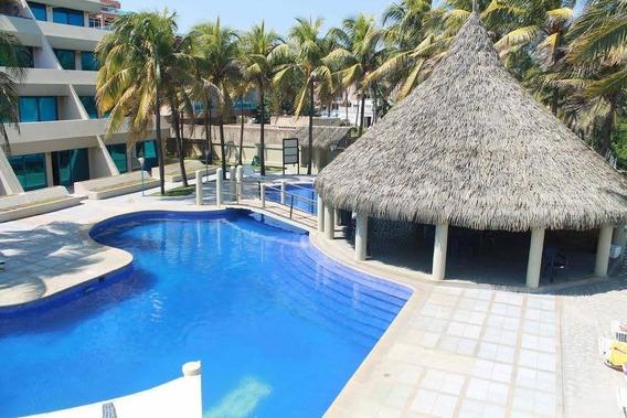 Apartamento En Tucacas, Res. Agua Viva. Sda-269