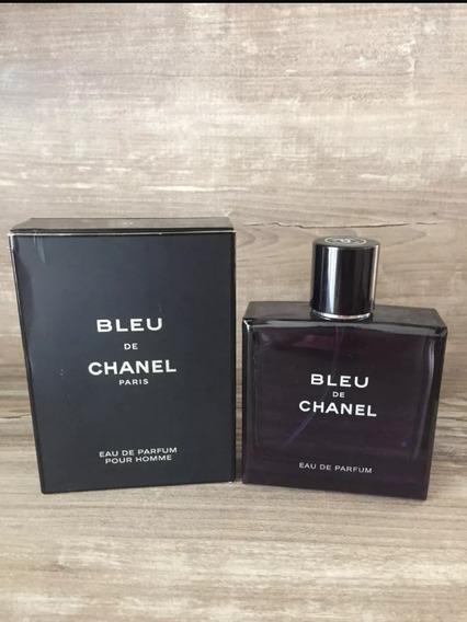 Frasco/vidro Perfume Bleu De Chanel