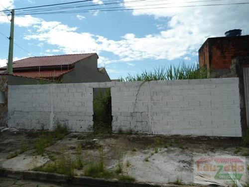 Terreno Para Venda Em Peruíbe, Estancia Sao Jose - 0107_2-725296