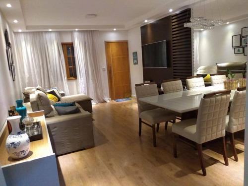 Casa Com 2 Dormitórios À Venda, 132 M² Por R$ 430.000,00 - Utinga - Santo André/sp - Ca0136