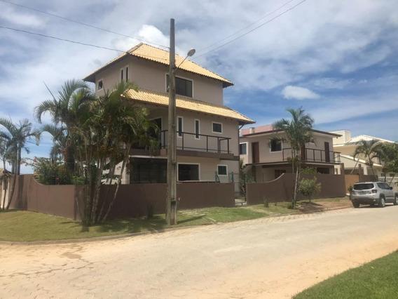Casa Em Praia Do Sonho (ens Brito), Palhoça/sc De 350m² 6 Quartos À Venda Por R$ 820.000,00 - Ca187845
