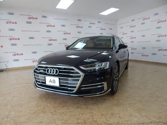 Audi A8 2019 3.0 T Premium Tiptronic Quattro At