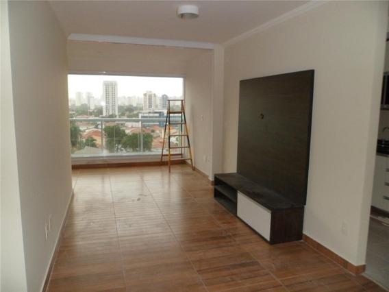 Lindo E Com Vista Maravilhosa - Apartamento Residencial Para Locação, Brooklin, São Paulo. - Ap40003