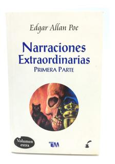 Edgar Allan Poe Narraciones Extraordinarias Cuentos Varios
