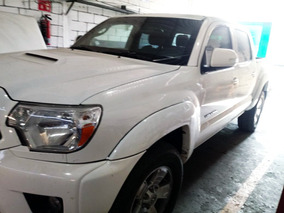 Blindada 2014 Toyota Tacoma 4x4 Nivel 4 Plus Blindados