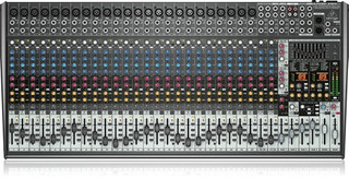 Behringer Eurodesk Sx3242fx Consola 32 Canales