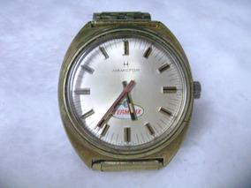 Vintage Relógio De Pulso Mecânico Corda Manual Hamilton