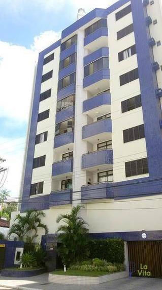 Excelente Apartamento No Edifício Villa Lobos - Ap0912