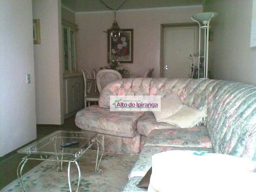 Apartamento Com 2 Dormitórios À Venda, 65 M² Por R$ 460.000,00 - Vila Gumercindo - São Paulo/sp - Ap2175