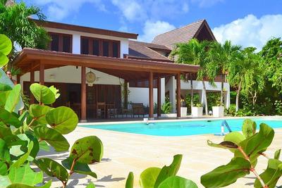 Casa En Cumayasa La Romana Vista Al Rio De 3 Habitaciones