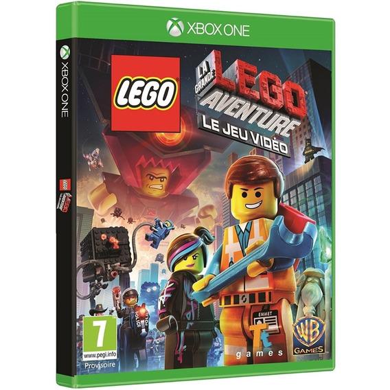 Game The Lego Movie Videogame Xbox One Midia Fisica Original
